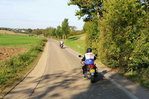 Motorrijbewijspoint Hoensbroek examengarantie