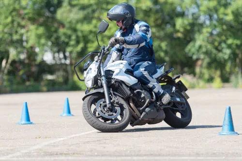 Motorrijbewijspoint Hoensbroek motor rijtest
