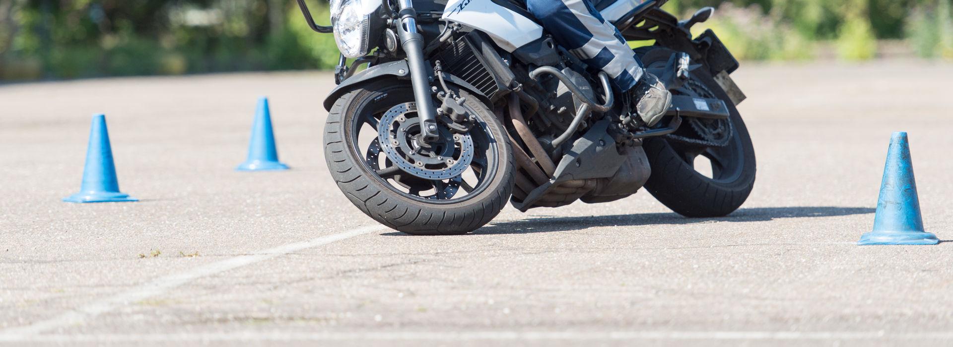 Motorrijbewijspoint Hoensbroek rijtest