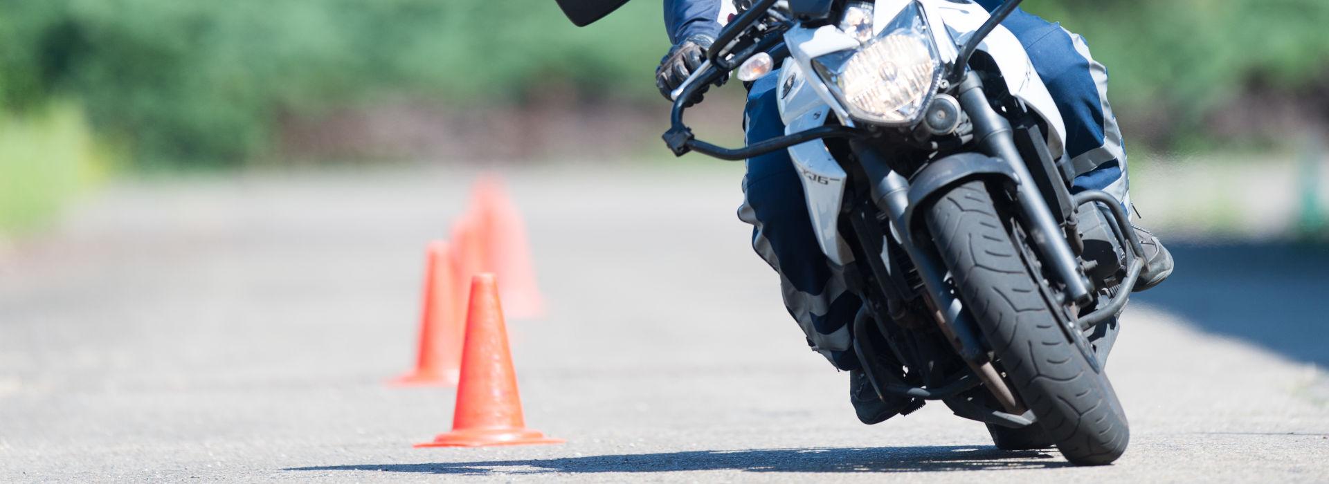 Motorrijbewijspoint Hoensbroek motor rijvaardigheid